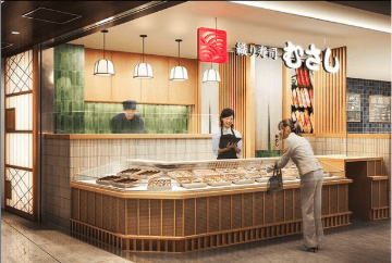 織り寿司むさし(Porta店)